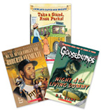 CLEARANCE: Reluctant Reader Grades 5-6