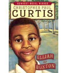 Elijah of Buxton 9780439023443