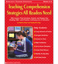 Teaching Comprehension Strategies All Readers Need