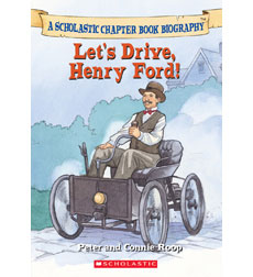 Before I Made History: Let's Drive, Henry Ford!