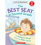 The Best in Second Grade: The Best Seat in Second Grade