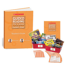 Guided Reading Content Areas: Complete Set - 26 Levels, A-Z 9780439923743