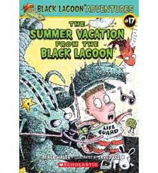 the book report from the black lagoon reading level Michael charles thaler, (born 1936) known as mike thaler, is an american  author and illustrator of children's books thaler has had over 210 books  published from 1961 to 2017 contents 1 early life 2 career 3 works 31  children's books 32 collaborations 33 television 34 jell-o reading  in  1989, a picture book called the teacher from the black lagoon™, written.