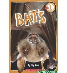 Scholastic Reader!® Level 1: Bats