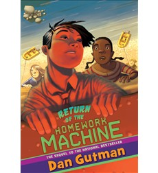 The Homework Machine: Return of the Homework Machine 9780545292443
