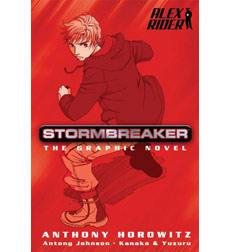Alex Rider Graphic: Stormbreaker: The Graphic Novel