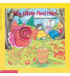 The Little Red Hen - Big Book & Teaching Guide