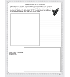 Alex Rider Adventure #4: Eagle Strike - Activity Sheet