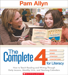 The Complete 4 for Literacy