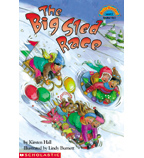 Hello Reader!® Level 3: The Big Sled Race