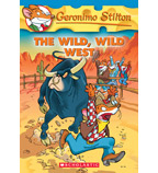 Geronimo Stilton: The Wild, Wild West