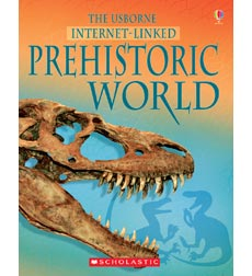 Usborne World History: Prehistoric World 9780439785044