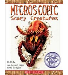 Scary Creatures: Scary Microscopic Creatures