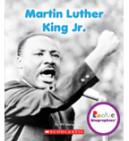 Rookie Biographies®: Martin Luther King Jr.