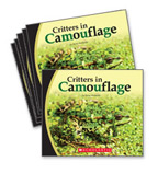 Guided Reading Set: Level G – Critters in Camouflage