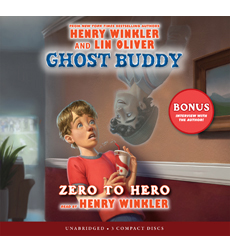 Ghost Buddy 1: Zero to Hero (Library Edition)