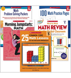 Grade 5 Math Skill-Builder Set