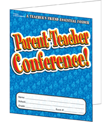 Parent-Teacher Conference Essential Folder
