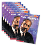 Guided Reading Set: Level H—Let's Read About... Martin Luther King, Jr.