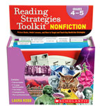 Reading Strategies Toolkit: Nonfiction: Grades 4-5