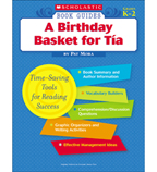Scholastic Book Guides: A Birthday Basket for Tía