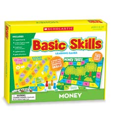Money Basic Skills Learning Games