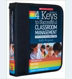 4 Keys to Successful Classroom Management: Professional Development Binder
