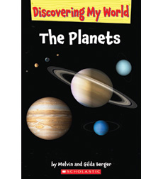 Discovering My World: Solar System: The Planets