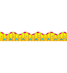 Jingle Jungle Carnival Scalloped Trimmer