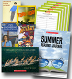 My Books Summer Grade 6 Nonfiction Focus (5 Books)