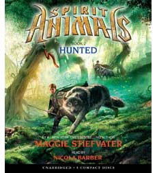 Spirit Animals 2: Hunted - TR 9780545648745