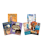 Lexile® Band for College & Career Readiness Collection Grade 5 Fiction / Nonfiction 740L-1010L