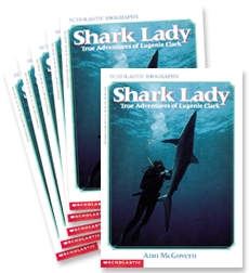 Shark Lady Guided Reading Set