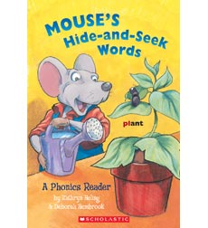 Mouse Words: Mouse's Hide-and-Seek Words
