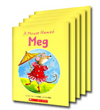 Guided Reading Set: Level A – A Mouse Named Meg