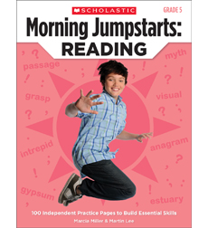 Morning Jumpstarts: Reading: Grade 5