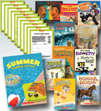 My Books Summer Grade 3 (10 Books)