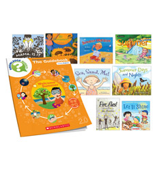 Knowledge Quest! Read-Aloud Collection: Welcome Summer