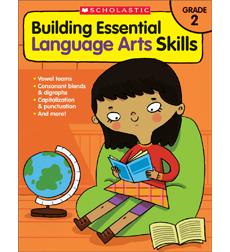 product building essential language arts skills grade 2. Black Bedroom Furniture Sets. Home Design Ideas