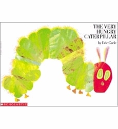 The Very Hungry Caterpillar - Read-Aloud Book Pack