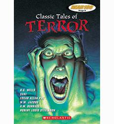 Classic Tales of Terror 9780439056847