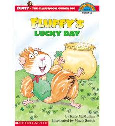 Hello Reader!® Level 3—Fluffy: Fluffy's Lucky Day