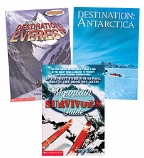 Scholastic Trio Individual Theme Unit Set 5, Science - Outdoor Scientists, Grades 5-6