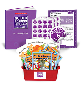 Guided Reading en español: Level 6