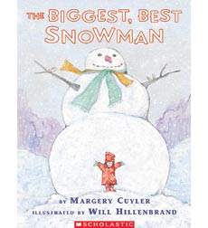 The Biggest, Best Snowman