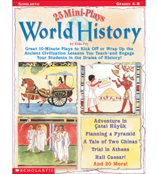 25 Mini-Plays: World History