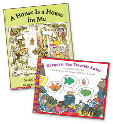 Take Home Book Pack Fiction Grade K