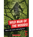 Xbooks—Strange: Wild Man of the Woods!