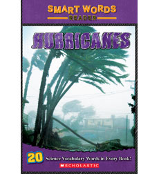 Smart Words Science Reader: Hurricanes