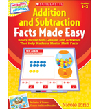 Addition and Subtraction Facts Made Easy